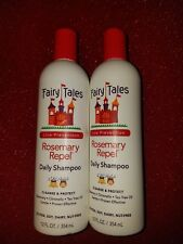 Fairy Tales rosemary repel shampoo LOT OF (2)