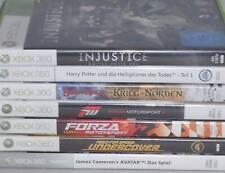 XBOX 360 Spiel X-Box Game Auswahl Disk gut bis sehr gut Autorenen Aktion Games