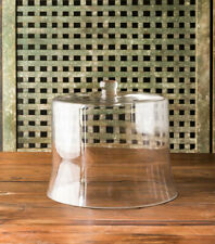 Large Glass Cloche 13.5 x 12