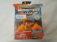 1:64 scale monster jam fire and ice - free offer
