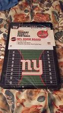 NFL New York Giants Novelty Dorm Cork Board Football Magnetic Dry Erase Maker