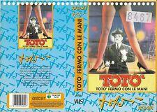 TOTO' FERMO CON LE MANI (1937) vhs ex noleggio