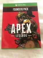 Apex Legends: Founder's Pack DLC - Xbox One| Digital Download |
