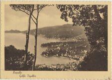 RAPALLO - GOLFO TIGULLIO (GENOVA) 1950