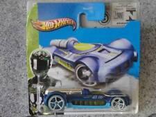 Hot Wheels 2013 # 056/250 Retro-Active Hw Imagination Blu con Grigio Ruote