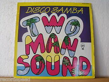 "★★ 12"" Maxi - TWO MAN SOUND - Disco Samba - 7:03 min - IDEE 1986"