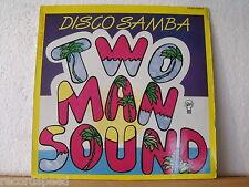 "★★ 12"" Maxi - TWO MAN SOUND - Disco Samba - 7:03 min - IDEE 1986"