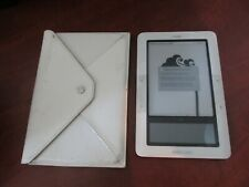 Barnes & Noble Nook Book White..Nook Book ONLY..No Other Accessories