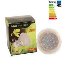 Ampoules pour le séjour GU10 LED