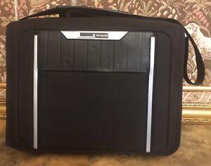 $525.00 SAMSONITE BLACK LABEL X'LITE MESSENGER COMPUTER BAG LAPTOP SLEEVE