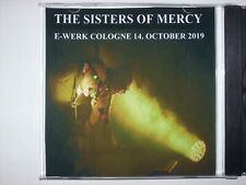 THE SISTERS OF MERCY COLOGNE 14.10.2019