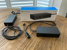 Microsoft Surface Dock (Great Condition. Compatible with Book, Pro, Go, Laptop)