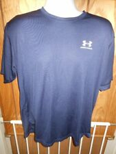 UNDER ARMOUR LOOSE FIT SHORT SLEEVE T-SHIRT MENS LARGE