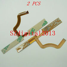 2PCS/ Lens Focus Flex Cable For TAMRON AF 17-50mm (For CANON)