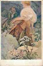 Illustrator - Alphonse Mucha Milosrdni - 04.58