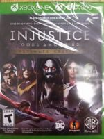 Injustice Gods Among Us: Ultimate Edition   ( Xbox 360 & Xbox One )