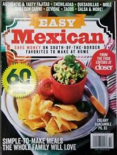 EASY MEXICAN Magazine 60+ FLAVOR-PACKED RECIPES 2019
