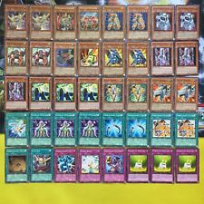 Yugioh Leo Morphtronic Deck Complete 40 Card Celfon Radion Boomboxen Accelerator