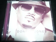 Donell Jones ‎– Lyrics CD – Like New