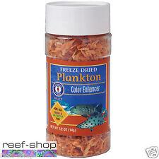 New listing Fish Food Plankton San Francisco Bay Brand Freeze Dried 0.5 oz Free Usa Shipping
