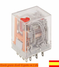 RELE: RELAY RELEVADOR 4 CONT.x 5 AMP. Farnell Finder Omron Arduino RQS40L024AC0T