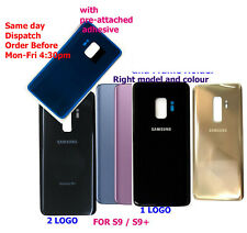 Samsung Galaxy S9+ S9 Plus / S9 Original Battery Back Cover Rear housing + Lens