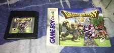 Dragon Warrior I & II (Nintendo Game Boy Color, 2000) *WITH ORIGINAL MANUAL!*