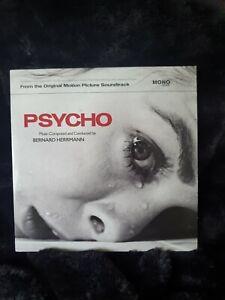 "BERNARD HERRMANN * PSYCHO * UK 7"" VINYL * LIMITED EDITION REISSUE- NEW"