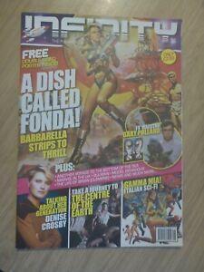 INFINITY (A Dish Called Fonda!) - Issue #16 Magazine