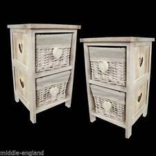 Less than 45cm Country Bedside Tables & Cabinets