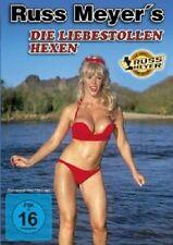 RUSS MEYER:DIE LIEBESTOLLEN HEXEN (KINOEDITION) (BABETTE BARDOT/+) DVD NEU