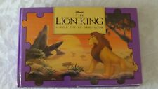 Disney LION KING popup activity game book NEW publisher copy