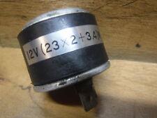 2/ 1981 81 KAWASAKI KZ 305 CSR OEM TURN SIGNAL BLINKER RELAY FLASHER SWITCH