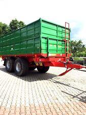 Anhänger 3 Seitenkipper 20 ton