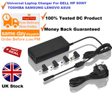 Universal Laptop Adapter Charger For DELL HP SONY TOSHIBA SAMSUNG LENOVO ASUS
