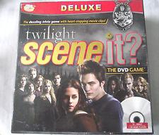 DELUXE TWILIGHT SCENE IT DVD BOARD GAME