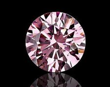 Argyle Pink Diamonds - Round Brilliant - Natural + Untreated