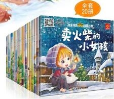 Chinese bedroom stories book children world Classic Fairy tales short story