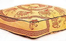 Indian Mandala Floor Pillows Square Meditation Cushion Covers Ottoman Poufs Sham