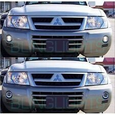 2003 2004 2005 2006 Mitsubishi Shogun Halo Foglamps Angel Eye Foglights Fog Kit