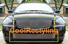 For 05~06 Nissan Altima Billet Grille Grill Combo inserts 1pc upper + 1pc bumper