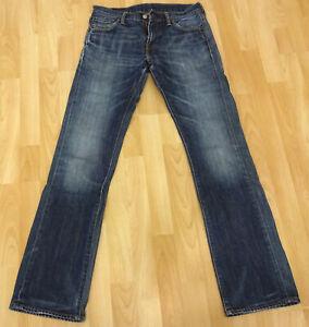 Levis 527, Bootcut, Herren Jeans, W30 L34, Levi´s Hose, ORIGINAL
