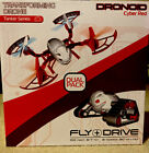 Dronoid Cyber Red Fly+Drive