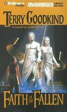 Sword of Truth: Faith of the Fallen 6 by Terry Goodkind (2007, CD, Unabridged)