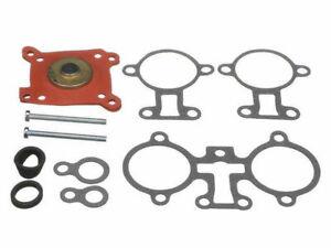 For 1987 GMC R1500 Fuel Pressure Regulator Delphi 31411SC