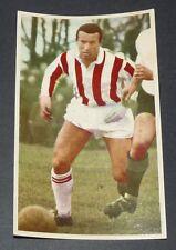 CPA FOOTBALL 1960-1961 HENRI BIANCHERI AS MONACO ROCHER LOUIS II