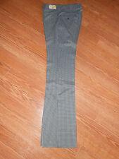 Mens/Womens 70's True Vintage H Bar C Ranchwear Tab Checkered Black White 29x38