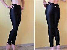 Black Spandex Leggings, Lycra Leggings, Yoga Pants, Sexy Activewear