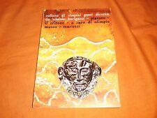 Olimpio Musso Marinetti --- Platone Il critone con testo a fronte
