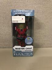 Funko Halo 3 Master Chief Spartan Action Figure Bobble-Head Comic Con 2008